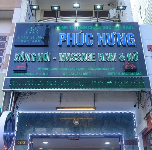 Mát xa hay massage