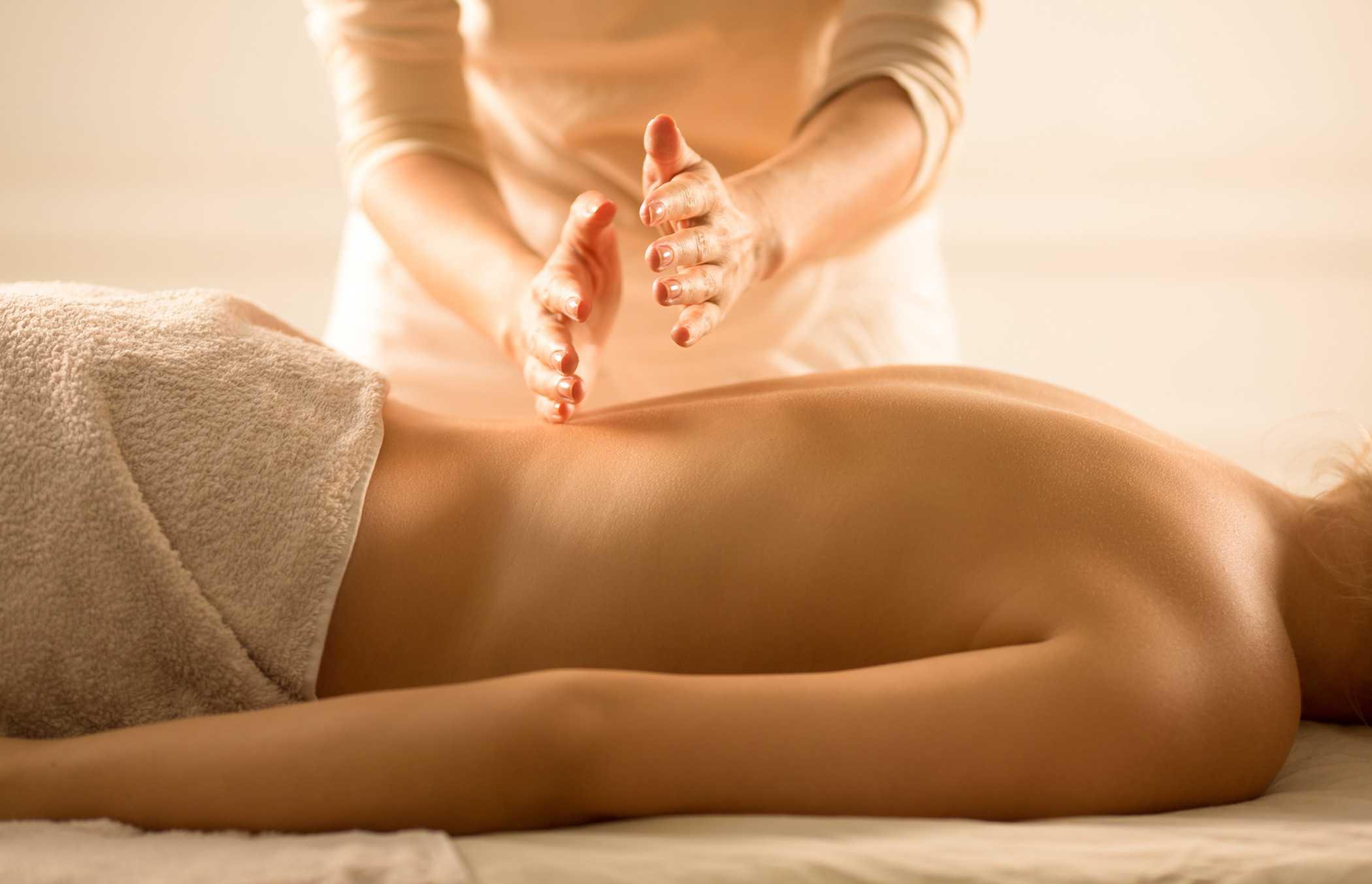 Lợi ích của việc massage toàn thân mang lại cho bạn