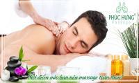 Thời điểm nào bạn nên massage toàn thân?