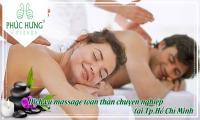 massage toàn thân chuyên nghiệp