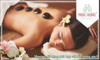 Massage đá nóng phù hợp với đối tượng nào?