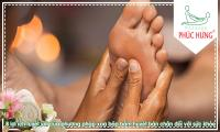 8 lợi ích tuyệt vời của phương pháp xoa bóp bấm huyệt bàn chân đối với sức khỏe
