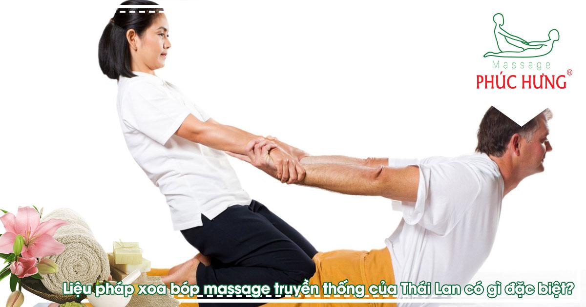 Liệu pháp xoa bóp massage truyền thống của Thái Lan có gì đặc biệt?