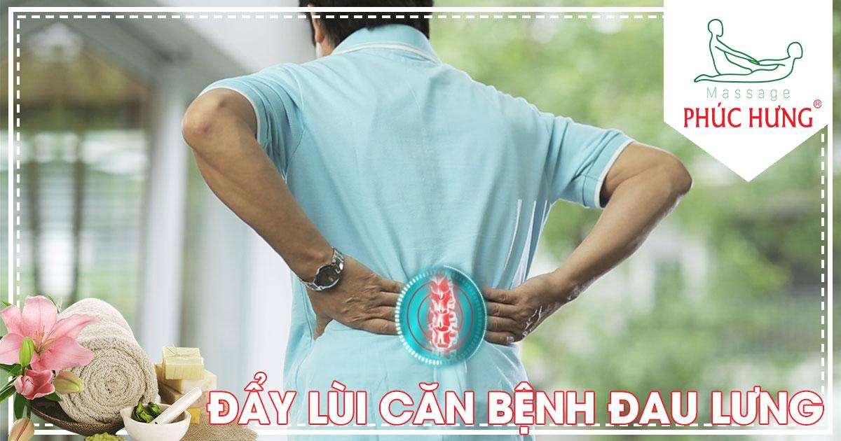 Làm sao để đẩy lùi căn bệnh đau lưng?
