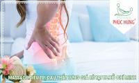 Massage điều trị đau thắt lưng giá rẻ