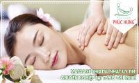 Massage Shiatsu Nhật uy tín, chuyên nghiệp tại Tp.Hồ Chí Minh