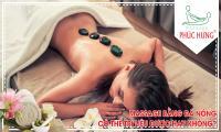 Massage bằng đá nóng có thể trị liệu được hay không?