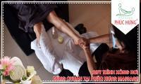 Massage Thái chuyên nghiệp chỉ mất 60 phút